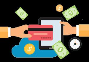 خرید اینترنتی با ویزا کارت