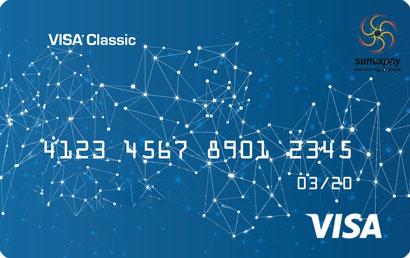 ویزا کارت کلاسیک-ویزا کارت دارای کد سوئیفت