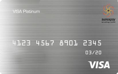 ویزا کارت پلاتینیوم-ویزا کارت قابل شارژ